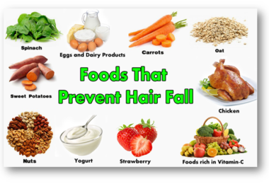 Best Foods for Hairs