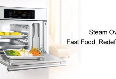 Combi steam Oven