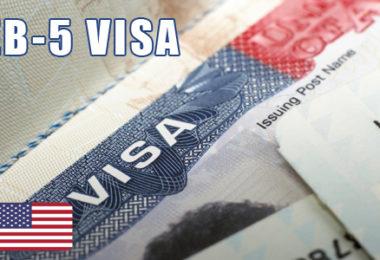 EB-5 U.S.A. visa