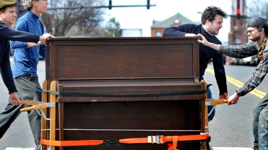 Image result for Piano Movers